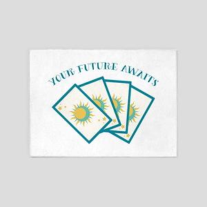 Your Future Alwaz 5'x7'Area Rug