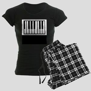 Midi Keyboard Musical Instru Women's Dark Pajamas