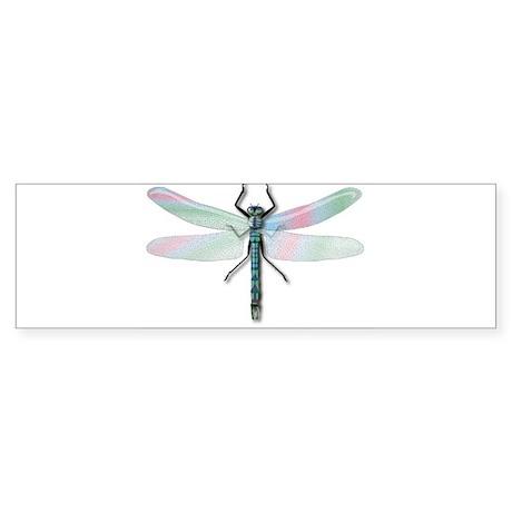 Dragonfly Sticker (Bumper)