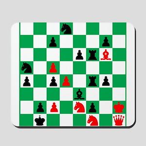 Alexander Petrov Russian Great Chess Mas Mousepad