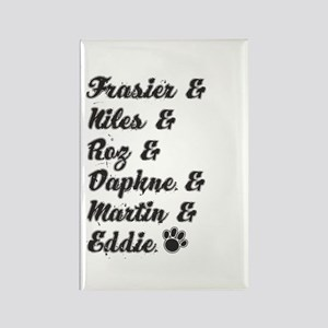Frasier Show Characters Magnets