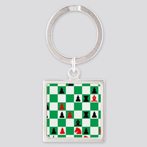 Alexander Petrov Russian Great Chess Mas Keychains