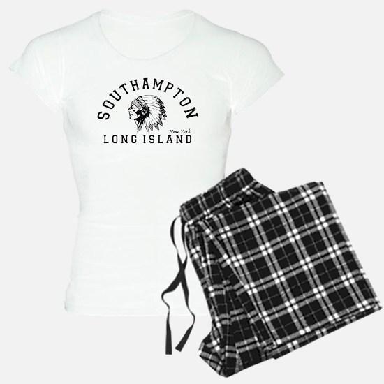 Southampton - Long Island. Pajamas