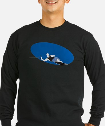 Slalom Waterskier T