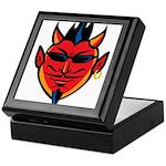 Devil Keepsake Box