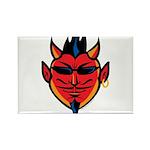 Devil Rectangle Magnet (100 pack)