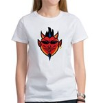 Devil Women's Classic White T-Shirt