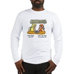 The Masonic think tank Long Sleeve T-Shirt