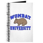 Wombat University II Journal