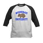 Wombat University II Kids Baseball Jersey