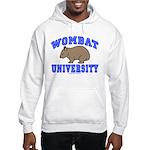 Wombat University II Hooded Sweatshirt