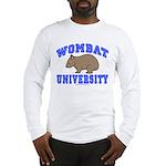 Wombat University II Long Sleeve T-Shirt