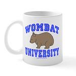 Wombat University II Mug