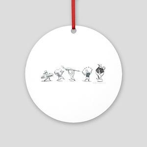 Chefs Round Ornament