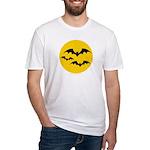 Bats Fitted T-Shirt