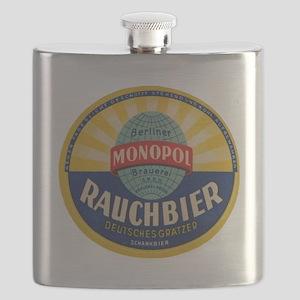 German Rauchbier Flask