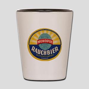 German Rauchbier Shot Glass