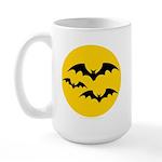 Bats Large Mug