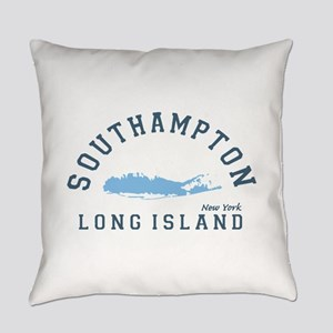 Southampton - Long Island. Everyday Pillow