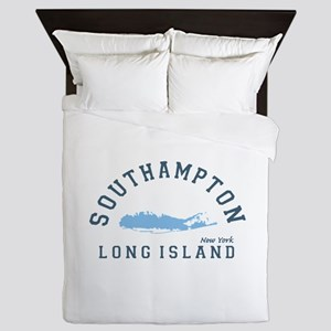 Southampton - Long Island. Queen Duvet