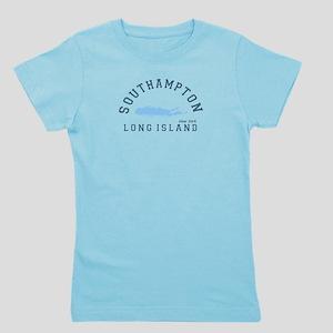 Southampton - Long Island. Girl's Tee