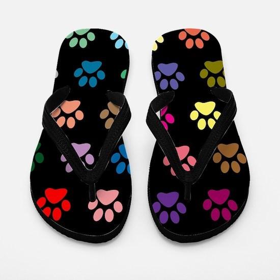 Cute Paws Flip Flops