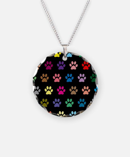 Cute Paws Necklace