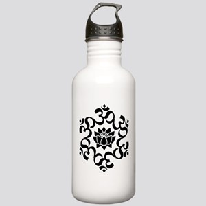 Buddhist Sacred Indian Stainless Water Bottle 1.0L