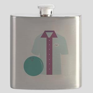 Bowling Flask