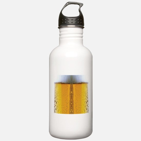 Oktoberfest Foaming Beer Water Bottle