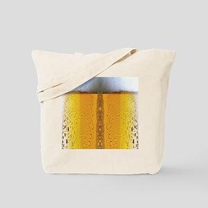 Oktoberfest Foaming Beer Tote Bag