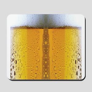 Oktoberfest Foaming Beer Mousepad