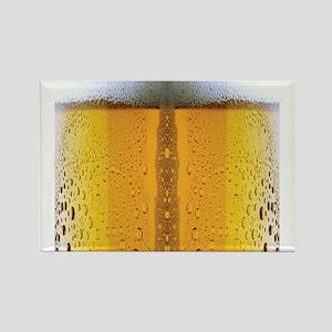 Oktoberfest Foaming Beer Magnets