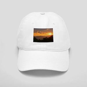 Pisgah Forest Sunset Cap