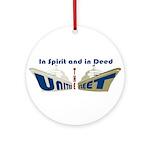 THE UNITED FLEET Ornament (Round)