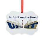 THE UNITED FLEET Ornament