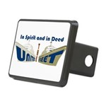 THE UNITED FLEET Hitch Cover