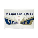 THE UNITED FLEET Magnets