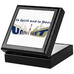 THE UNITED FLEET Keepsake Box
