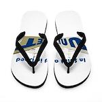 THE UNITED FLEET Flip Flops