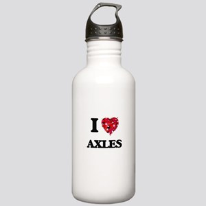 I Love Axles Stainless Water Bottle 1.0L