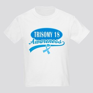 Trisomy 18 Awareness Ribbon T-Shirt