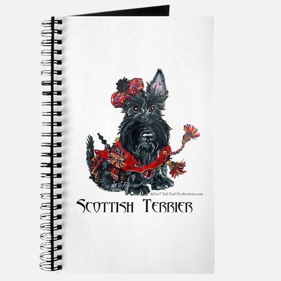 Celtic Scottish Terrier Journal