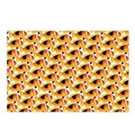 Fire Clownfish Pattern Postcards (Package of 8)