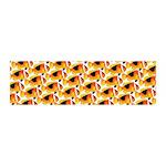 Fire Clownfish Pattern Wall Decal