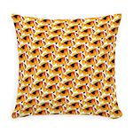 Fire Clownfish Pattern Everyday Pillow