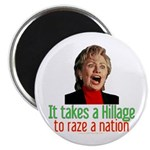 Takes a Hillage anti-Hillary Magnet