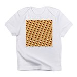 Fire Clownfish Pattern Infant T-Shirt