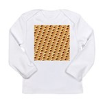 Fire Clownfish Pattern Long Sleeve T-Shirt