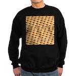 Fire Clownfish Pattern Sweatshirt